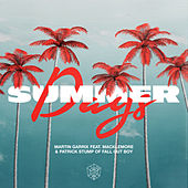 Summer Days (feat. Macklemore & Patrick Stump) by Martin Garrix