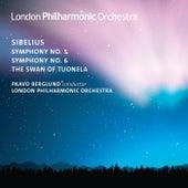 Sibelius: Symphonies Nos. 5 & 6 by Paavo Berglund