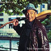 Blues, Soul N' Jazzy (Tcha Simmons & Band) de Tcha Simmons