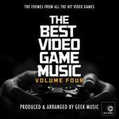 The Best Video Game Music, Vol. 4 de Geek Music