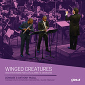 Winged Creatures by Anthony McGill