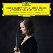 Weinberg: Symphonies Nos. 2 & 21 de Mirga Gražinytė-Tyla