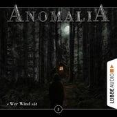 Folge 3: Wer Wind sät von Anomalia - Das Hörspiel