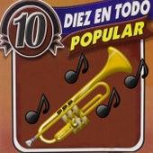Diez en Todo Popular de Various Artists