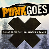 Punk Goes X: Songs From The 2011 Winter X-Games de Various Artists