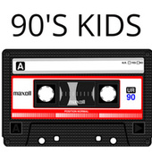 90's Kids de Various Artists