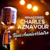 Bon anniversaire de Charles Aznavour