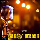 L'absent by Gilbert Becaud