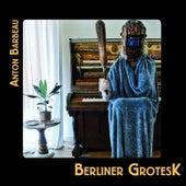 Berliner Grotesk de Anton Barbeau