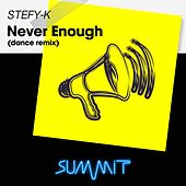 Never Enough (Dance Remix) by Stefy K