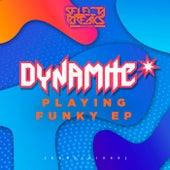 Playing Funky - Single von Dynamite