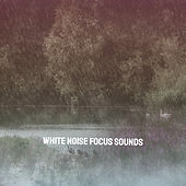 White Noise Focus Sounds by Various Artists
