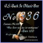 Cantata No. 100, 'Was Gott tut, das ist wohlgetan'', BWV 100 by Shinji Ishihara