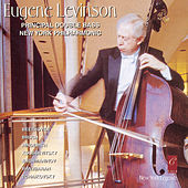 Eugene Levinson Plays Ranjbaran, Beethoven, Bruch, Hindemith, Koussevitsky, Tchaikovsky and Rachmaninov by Various Artists