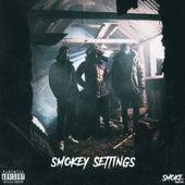 Smokey Settings van Smoke Boys