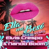 Ella Me Beso de Elvis Crespo