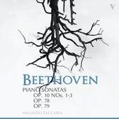 Beethoven: Piano Sonatas, Opp. 10, 78 & 79 de Maurizio Zaccaria