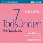 Weill: The 7 Deadly Sins by SWR Rundfunkorchester Kaiserslautern