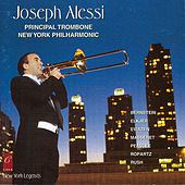 Joseph Alessi Plays Bernstein, Peaslee, Rush, Ewazen, Massenet, Ropartz, Bernstein and Elkjer von Various Artists