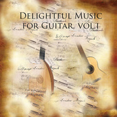 Delightful Music for Guitar, Vol. 1 by Östergötlands Sinfonietta