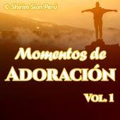 Momentos de Adoración I de Producciones Sion Perú