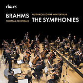 Brahms: The Symphonies by Thomas Zehetmair