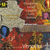 Music from the Courts of Europe - Versailles de Elizabeth Wallfisch