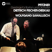 Pfitzner: Gesänge für Bariton und Orchester von Dietrich Fischer-Dieskau