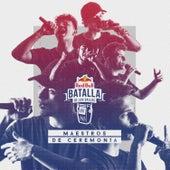 Maestros de Ceremonia von Red Bull Batalla de los Gallos