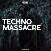 Techno Massacre de Various