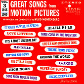 Great Songs from Motion Pictures, Vol. 3 (1945-1960) by Hugo Montenegro