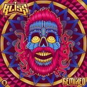 Remixed EP de Bliss