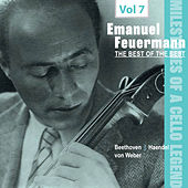 Milestones of a Cello Legend -The Best of the Bests  - Emanuel Feuermann, Vol. 7 de Emanuel Feuermann