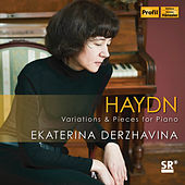 Haydn: Works for Piano de Ekaterina Derzhavina
