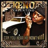 Can U Hear Me Now? by Keno Valentino