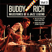 Milestones of a Jazz Legend - Buddy Rich, Vol. 3 by Various Artists