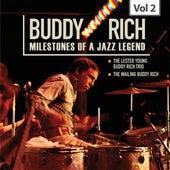 Milestones of a Jazz Legend - Buddy Rich, Vol. 2 de Various Artists
