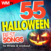 55 Halloween Best Songs For Fitness & Workout (Unmixed Compilation For Fitness & Workout 128 - 178 Bpm) by Workout Music Tv