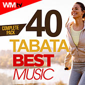 40 Tabata Best Music Complete Pack (20 Sec. Work and 10 Sec. Rest Cycles With Vocal Cues / High Intensity Interval Training Compilation For Fitness & Workout) by Workout Music Tv