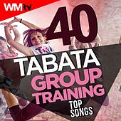 40 Tabata Group Training Top Songs (20 Sec. Work and 10 Sec. Rest Cycles With Vocal Cues / High Intensity Interval Training Compilation for Fitness & Workout) by Workout Music Tv