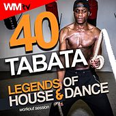 40 Tabata Legends Of House And Dance Workout Session (20 Sec. Work and 10 Sec. Rest Cycles With Vocal Cues / High Intensity Interval Training Compilation for Fitness & Workout) by Workout Music Tv