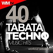 40 Tabata Techno Music Hits Workout Session (20 Sec. Work and 10 Sec. Rest Cycles With Vocal Cues / High Intensity Interval Training Compilation for Fitness & Workout) by Workout Music Tv