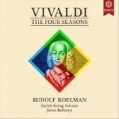 Vivaldi: The Four Seasons von János Balkányi Rudolf Koelman