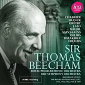 Sir Thomas Beecham, Vol. 2 (Live) by Various Artists