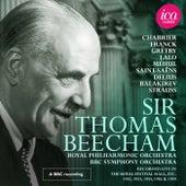 Sir Thomas Beecham, Vol. 2 (Live) von Various Artists