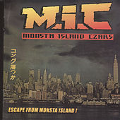 Escape from Monsta Island de Monsta Island Czars
