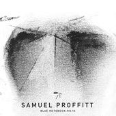 Blue Notebook No. 10 von Samuel Proffitt
