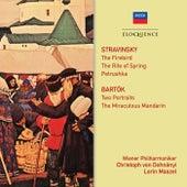 Stravinsky, Bartok: Ballet Music de Various Artists