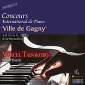 "Concours International de Piano ""Ville de Gagny"", (Édition 2019 [Live Recording]) de Marcel Tadokoro"