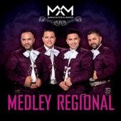 Medley Regional de Mariachi Por El Mundo